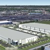 225,891 SF - 333,696 SF Available for lease | ...