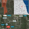 28 Acres For Sale in Unincoporated Cook County