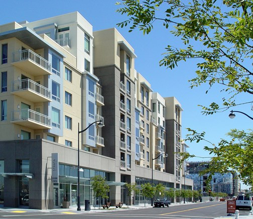 ... Large awnings and blade signage available  192 high-end rental units,  fully leased  Vanilla Shell Delivery Located in the heart of Mission Bay  ...