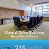 6,000 SF Sublease Available Downtown