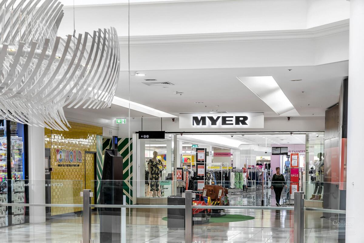 Retail For Lease The Myer Centre 14 38 Rundle Mall Adelaide Sa 5000 Australia Colliers International