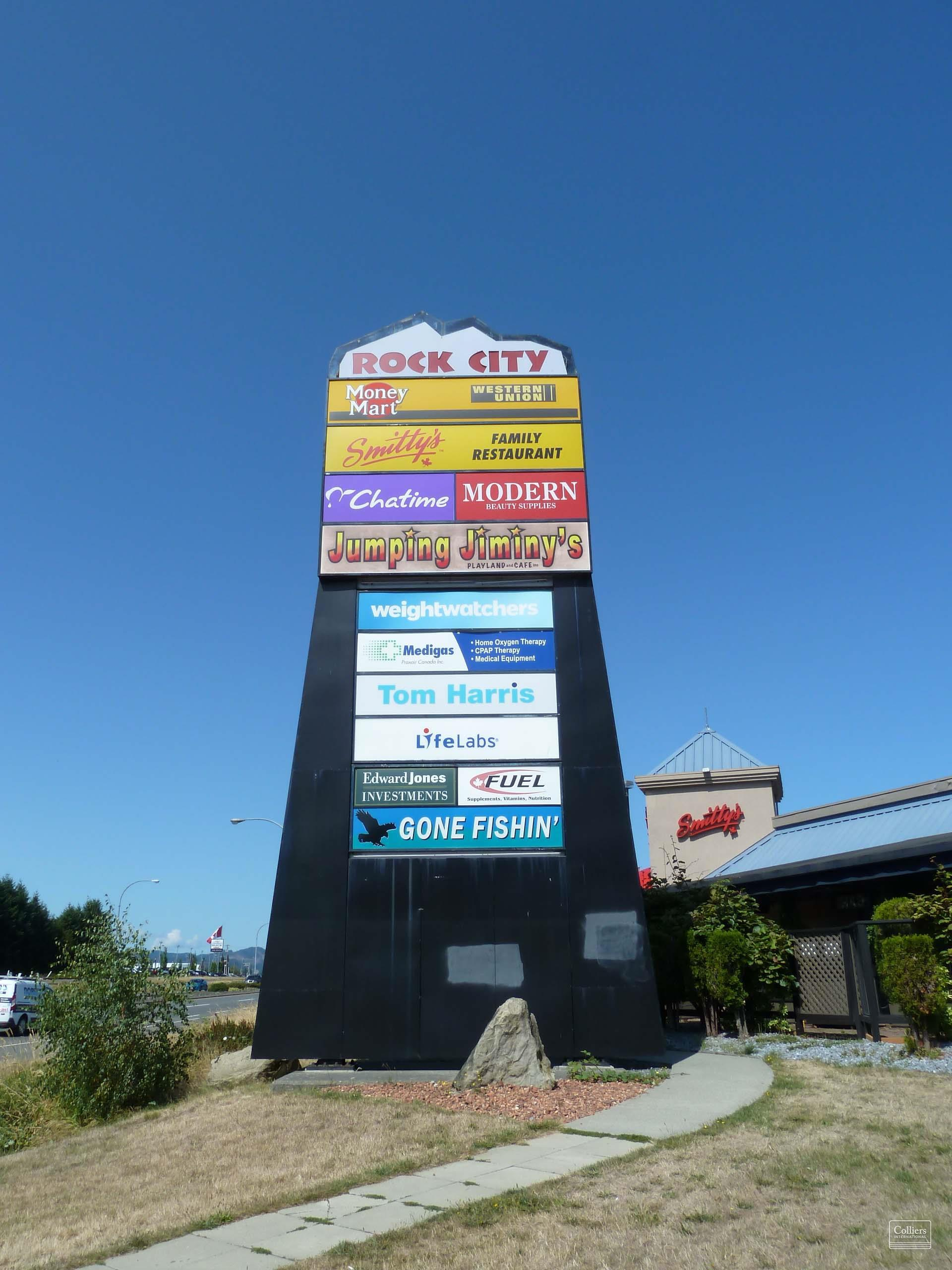 Retail Leased 2980 Island Highway North Nanaimo British Columbia Canada Canada Colliers International