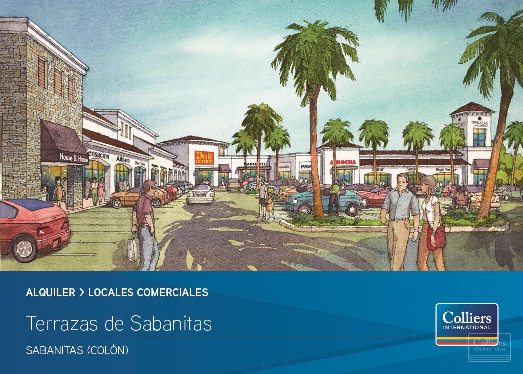 Retail For Lease Sabanitas Colon Panama Colliers