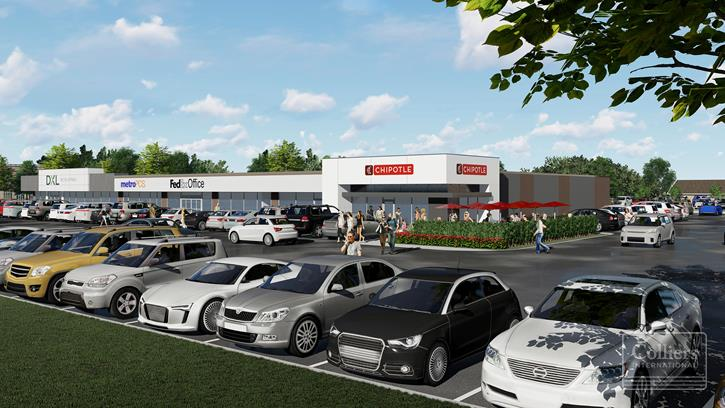 For Lease > Retail - South Plaza Retail Center