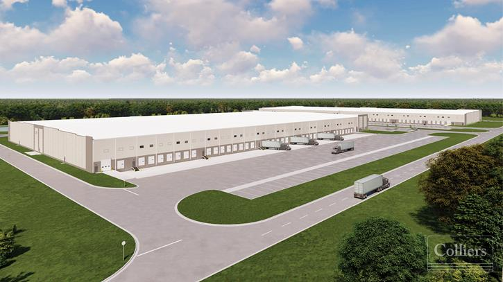 Willimon Business Park Class A Industrial in Greenville