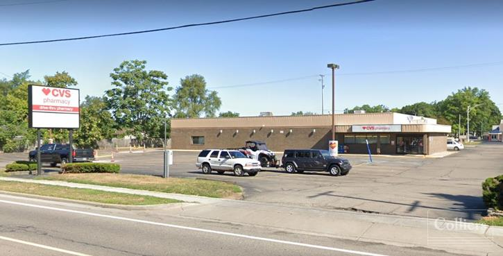 For Sale > CVS Pharmacy > Backed by Corporate Guarantee > Montrose, MI