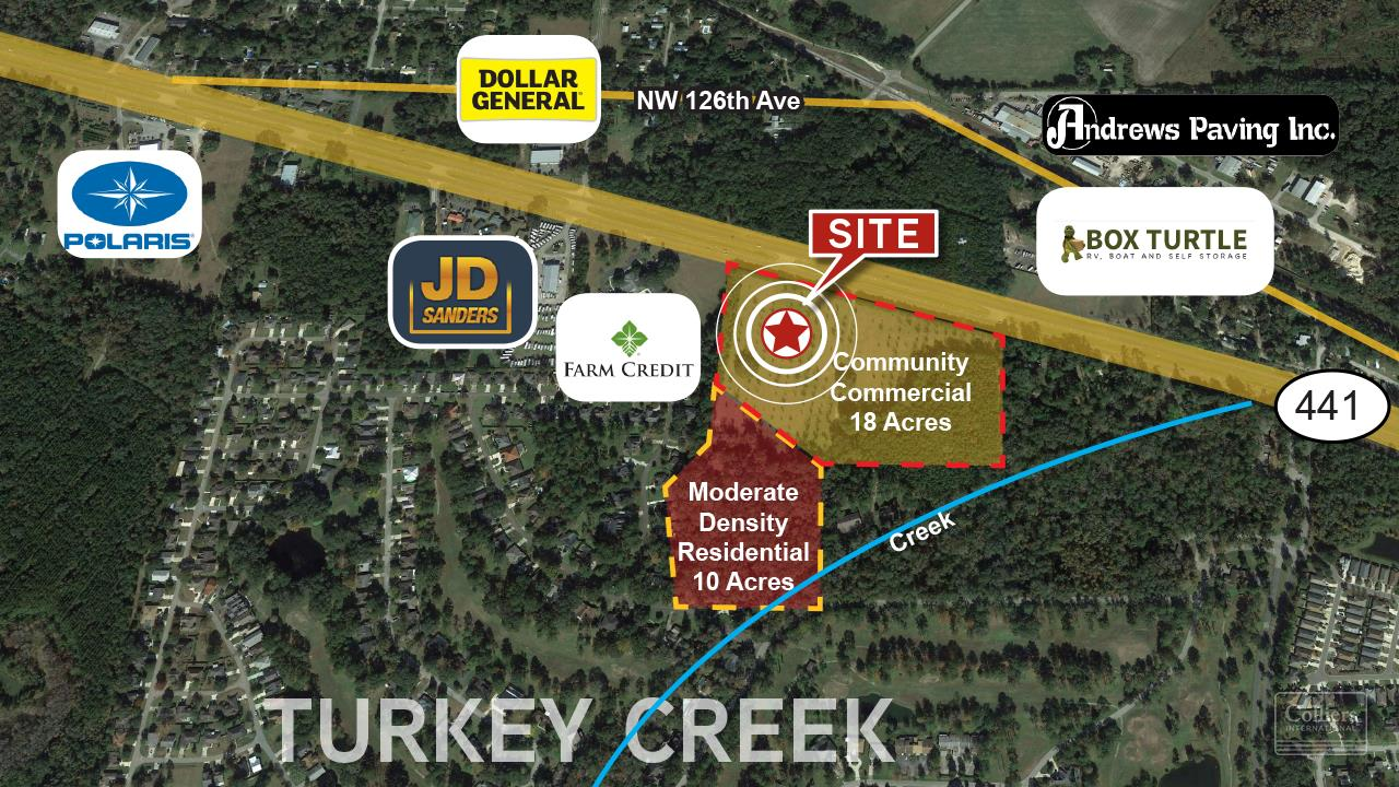 Land For sale — 12000 NW US HWY 441 Gainesville, FL 32606 ...