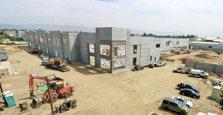 Class-A Inland Empire | 173,121 SF Industrial Building Under Construction