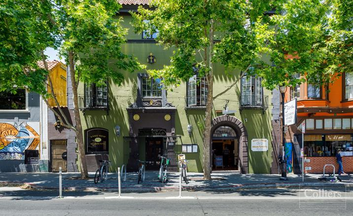 Fully Occupied Retail Office Building For Sale on Valencia