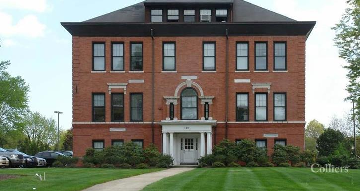 Leasing Now at Historic Office Building