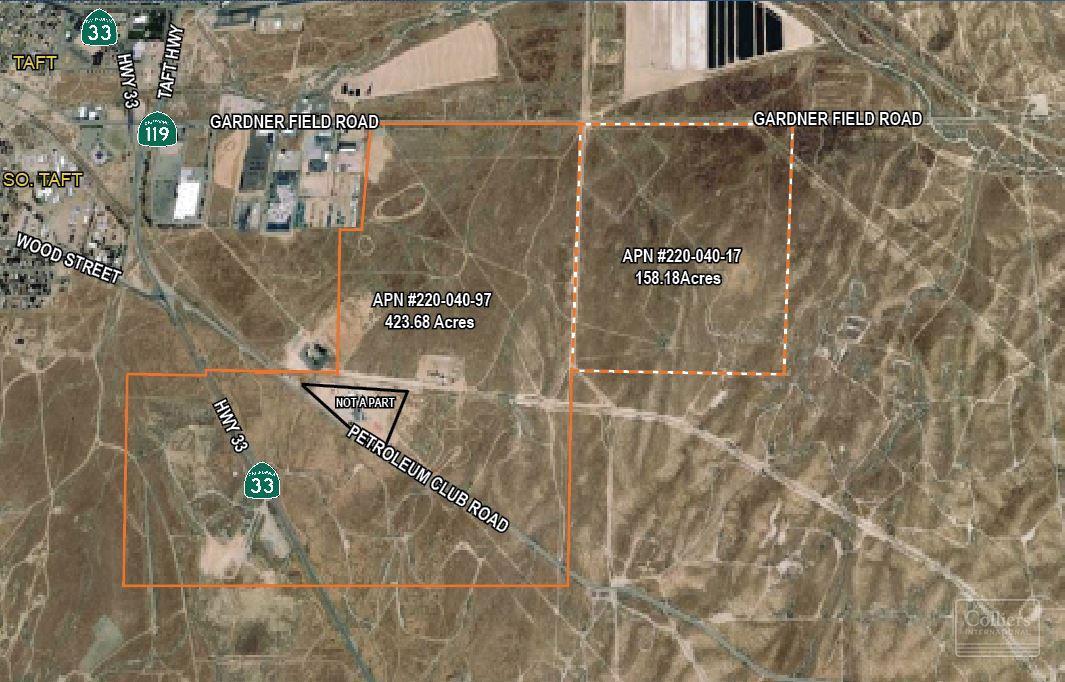 Colliers International | Kern County Industrial Team