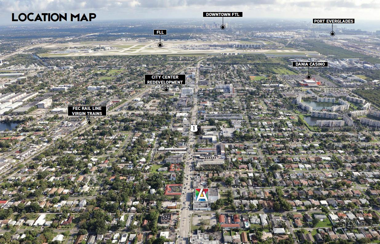 Commercial-Specialty For sale — 481 S Federal Highway Dania