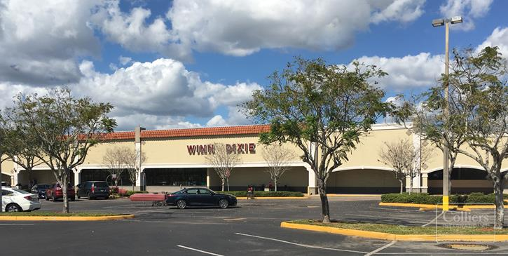 Grocery Anchored Center For Lease | North Port Village Shops