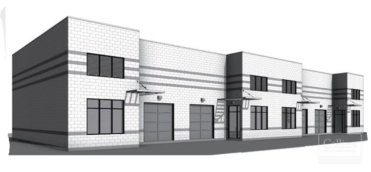 Courtyard Plaza AF Warehouse Buildings A & B