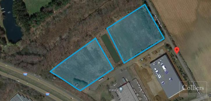 Two Fully-Approved Industrial Sites Available For Sale In Monmouth County, NJ