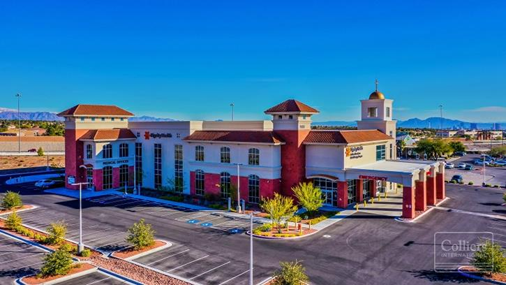 DIGNITY HEALTH - ST ROSE DOMINICAN - WEST FLAMINGO CAMPUS