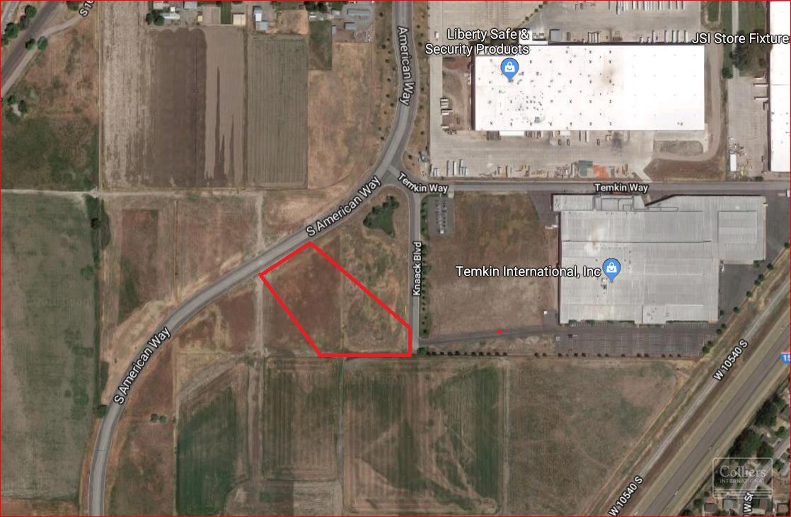 Colliers International | Properties | Carson Industrial