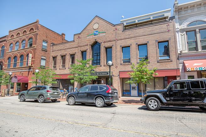 6,000 sq ft of downtown office or retail