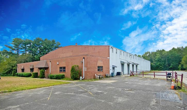 22,500 SF Free-standing Warehouse