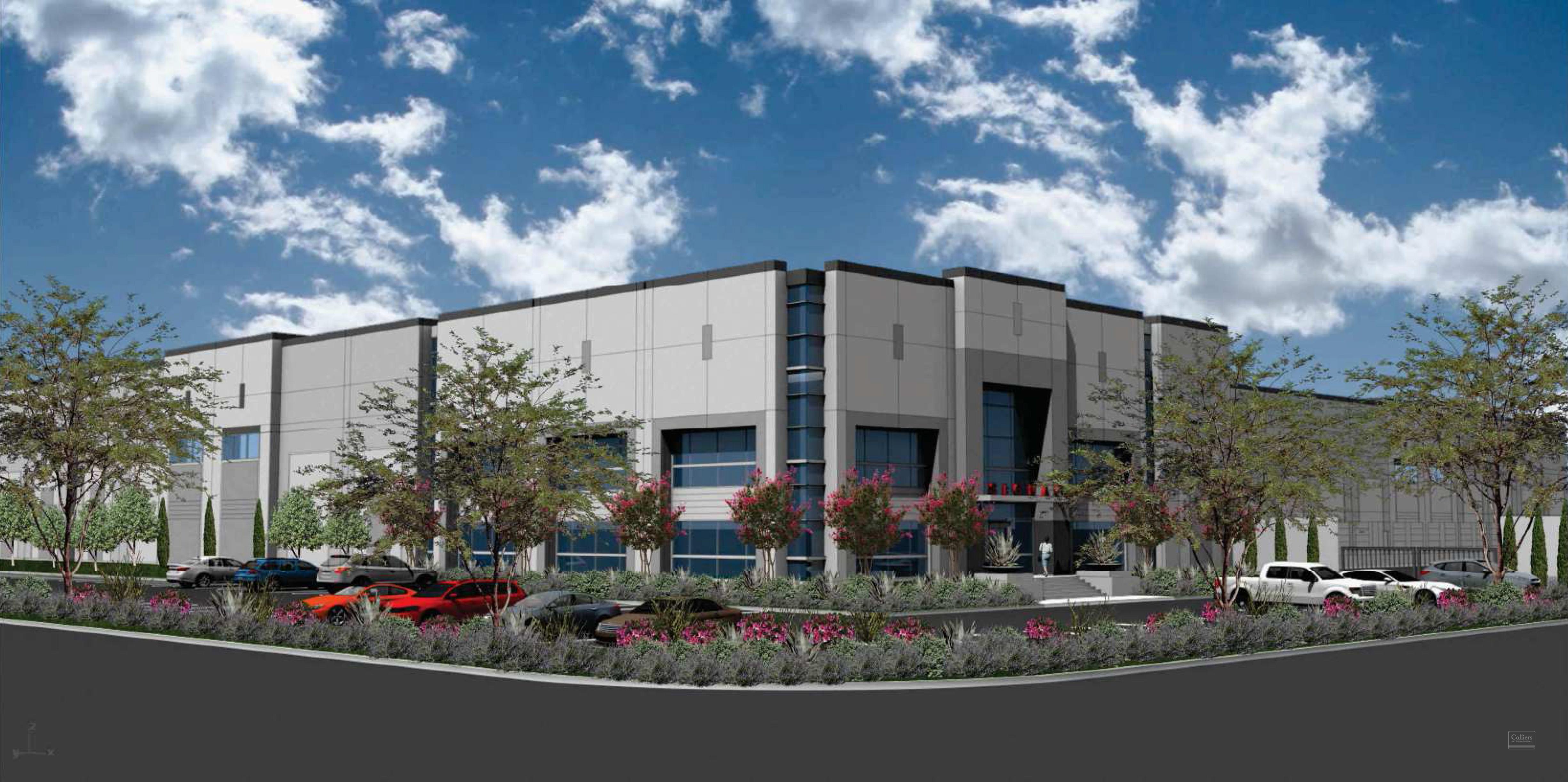 nouveau style et luxe style top matériaux de qualité supérieure Industrial For lease — SEC Palmyrita Avenue & Michigan ...