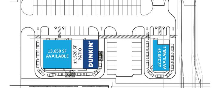 Retail Pad and Shop Space Development for Lease in Peoria Arizona