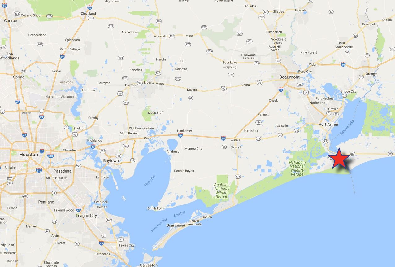 Land For sale — Sabine Pass, Texas 77655 | United States | Colliers ...