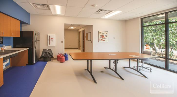 Modern Medical Facility for Lease
