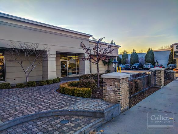 For Lease | Downtown Boise Retail | 15th & Main
