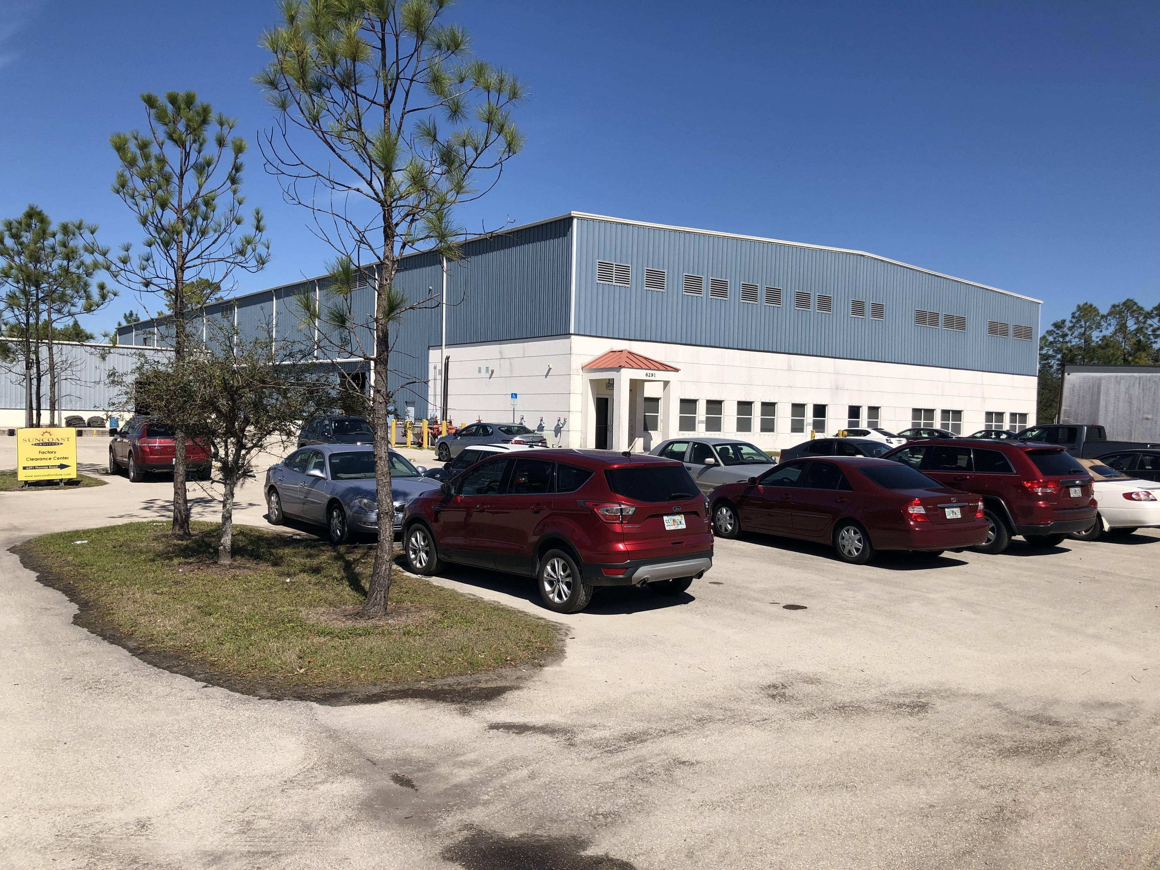 Industrial For lease — 6291 Thomas Rd Fort Myers, FL 33912 | United