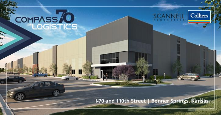 Compass 70 Logistics BUILDING 1; 1-70 and 110th Street