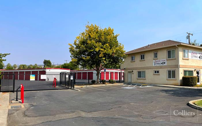 SELF STORAGE BUILDING FOR SALE
