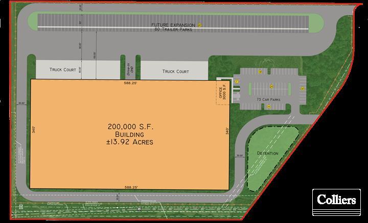 Ridgeway Industrial (Build-To-Suit)