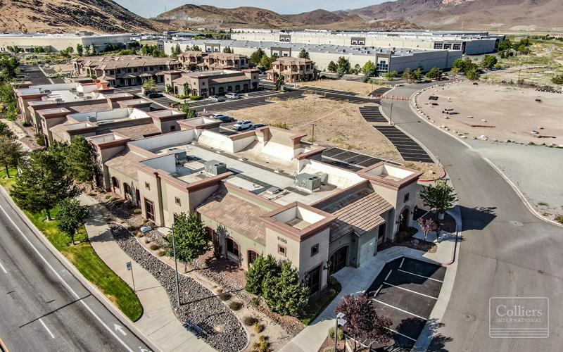 Office For sale — 9190 Double Diamond Pkwy Bldg 1, Reno, NV
