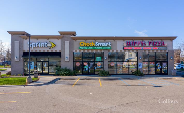 For Sale > Ypsilanti Strip Plaza > Lapeer, MI