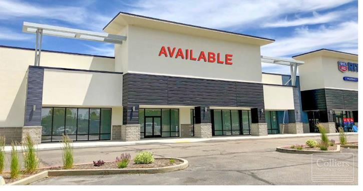 Sublease Space Available in Established Northgate Shopping Center | Boise, Idaho