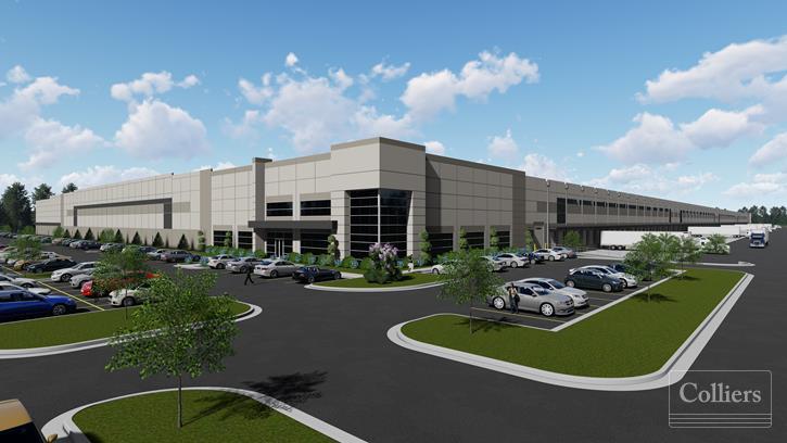 Kings Logistics Center   658,000± SF Cross Dock Warehouse