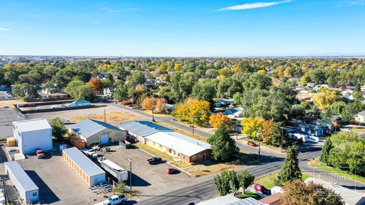 Industrial  For Lease or Sale