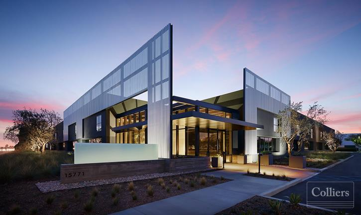 3,000- 15,500 SF Flex/ Creative Office Space Available For Lease in Tustin, CA