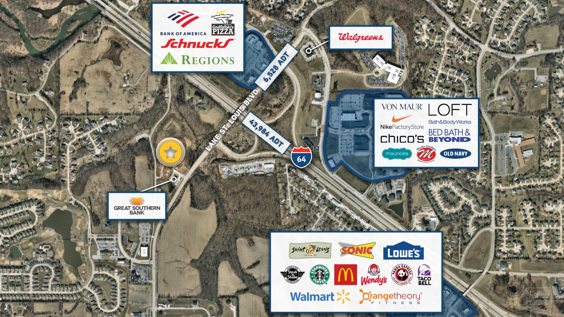 Office For Sale And Lease Missouri United States Colliers