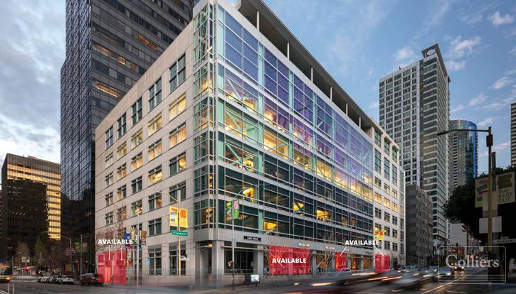 215 Fremont St - Ground Floor Retail Space Available