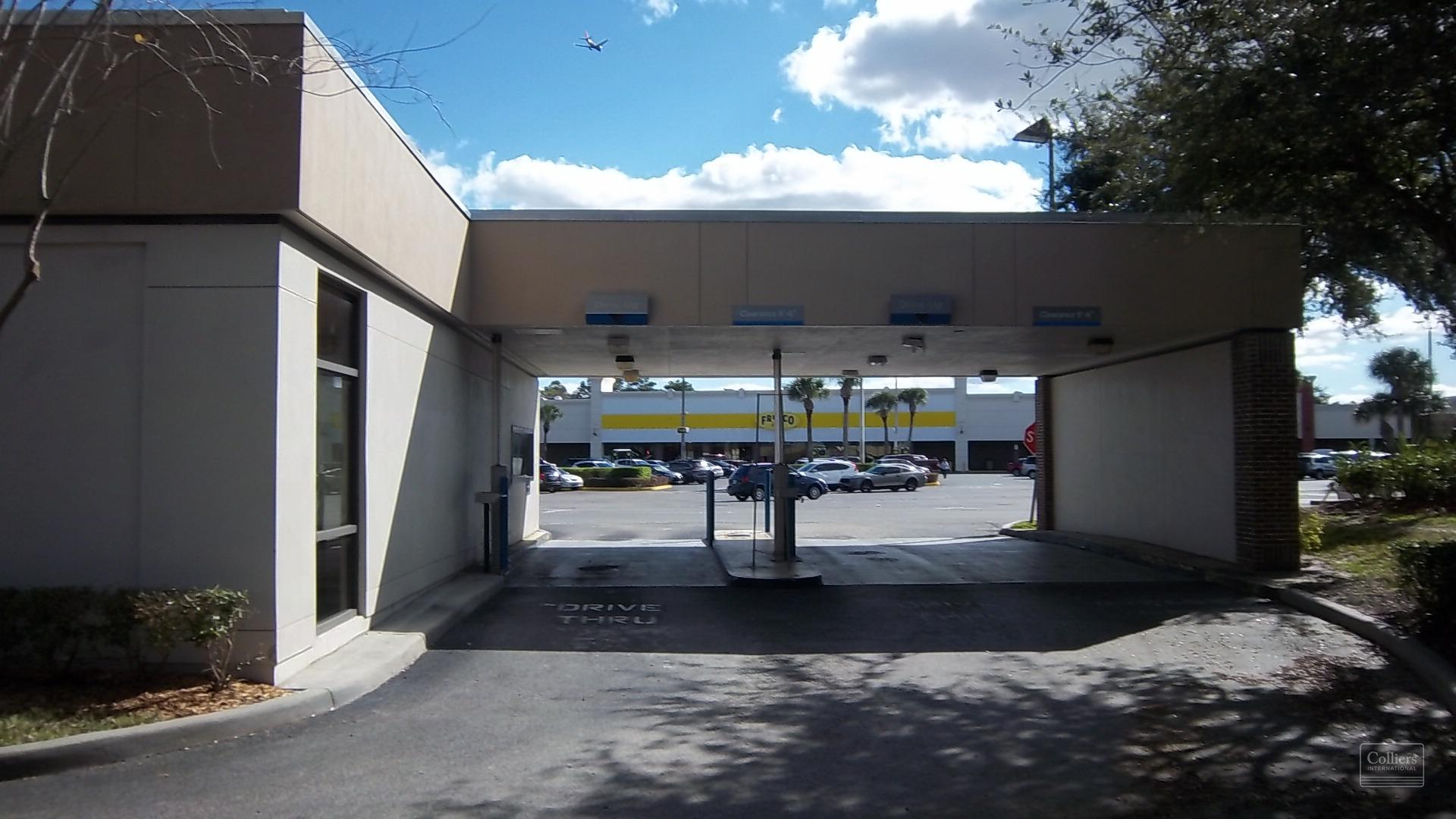 Retail For Sale And Lease 7336 Curry Ford Rd Orlando Fl 32822