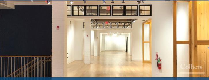 Premier Chestnut Street Block - Retail Space Available