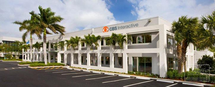 Crown Center | ±1,900 SF - 50,000 SF Opportunity | Fort Lauderdale Premier Office Campus for Lease