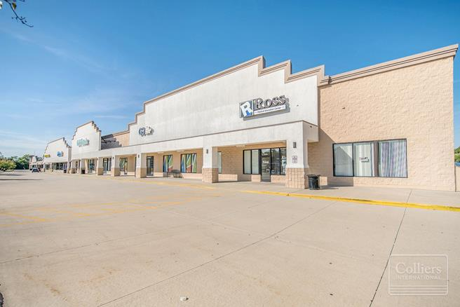 High Traffic Counts   Retail Space Avalable