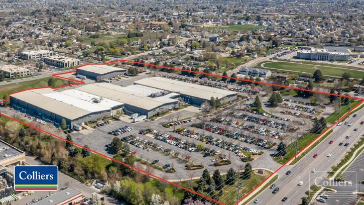Vivint Industrial Complex - Investment