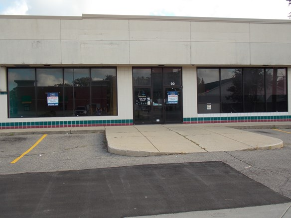 colliers international properties for lease retail