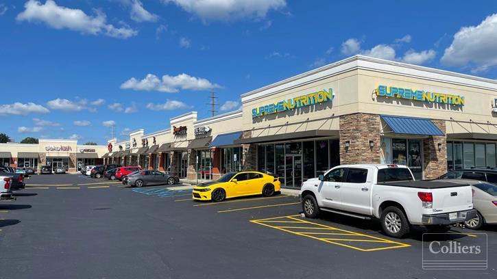 Garlington Station Retail Spaces
