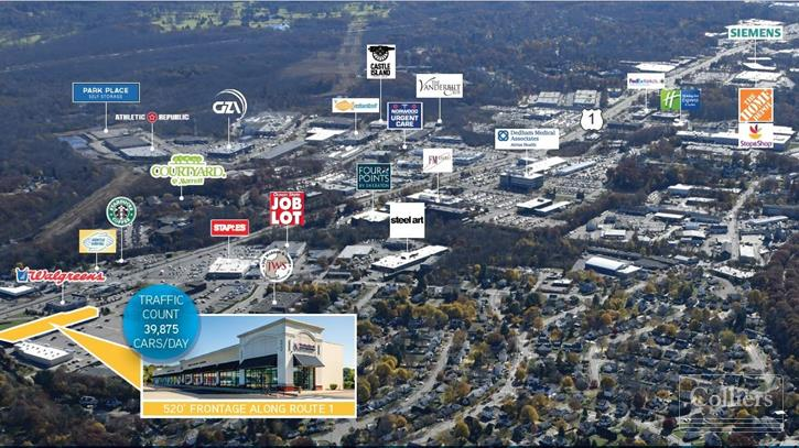 Retail/Medical Office For Lease on Route 1