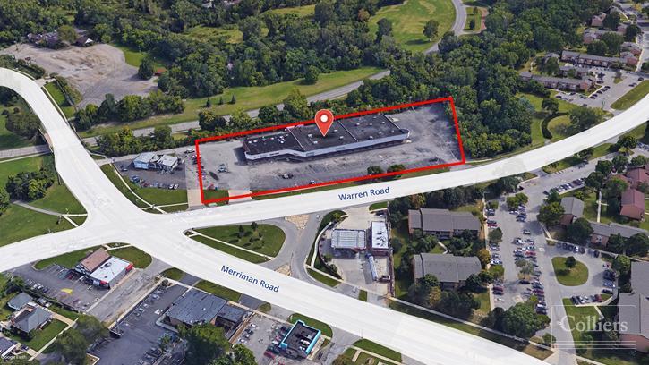 For Lease > Retail - Merriman-Warren Shopping Center