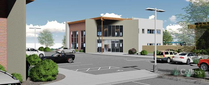 New Medical Office Development for Sale or Lease